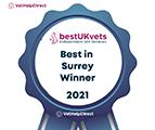 Surrey's best vet